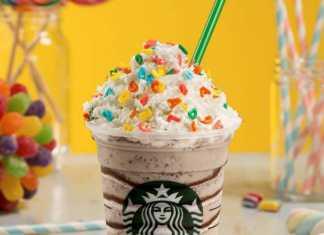 Happy Frappuccino Starbucks