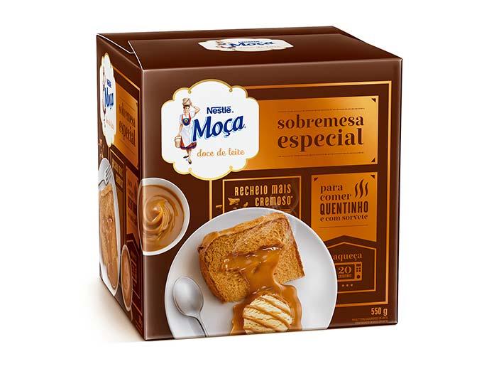 Moça Sobremesa Especial 550g Nestlé