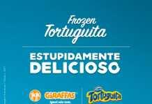 Frozen Tortuguita Giraffas capa