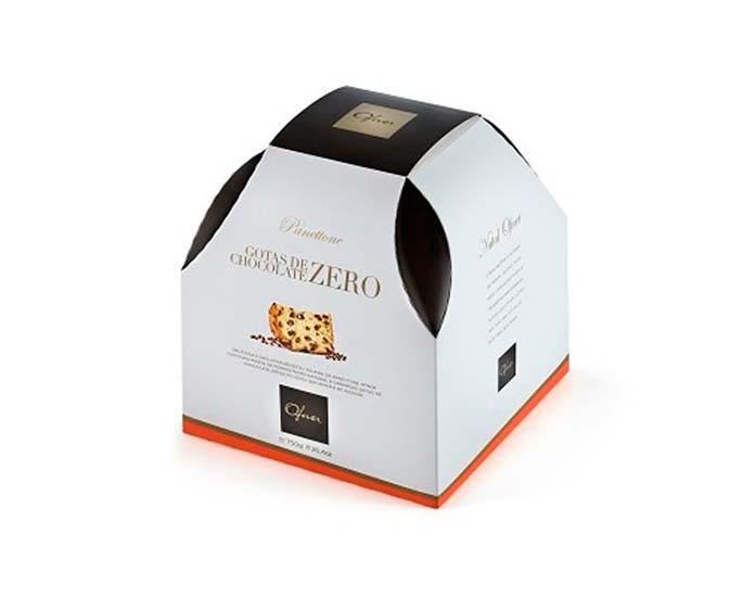 Panettone Gotas de Chocolate Zero 500g Ofner