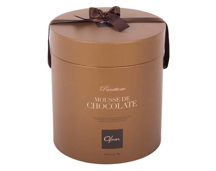 Panettone Mousse de Chocolate 1kg Ofner