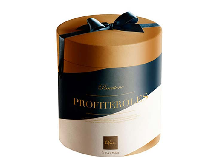 Panettone Profiteroles 1kg Ofner