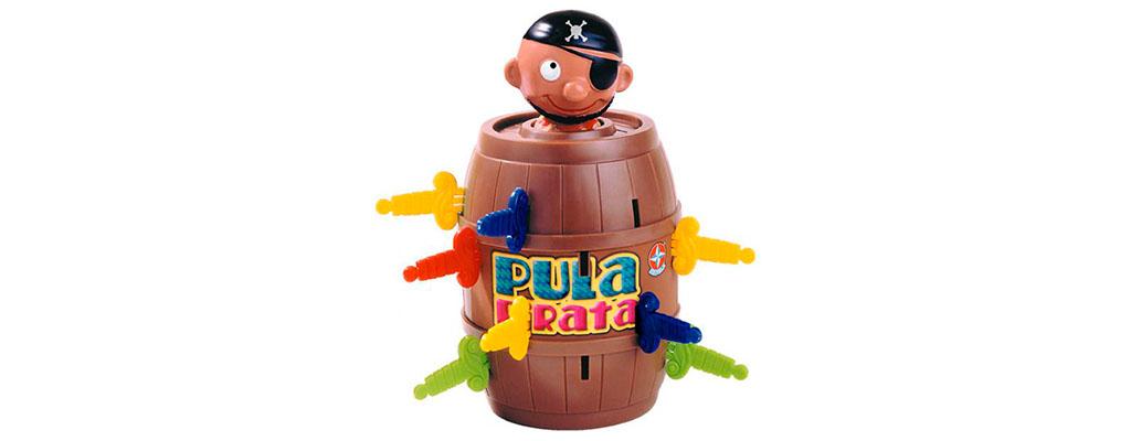 Pula Pirata anos 80