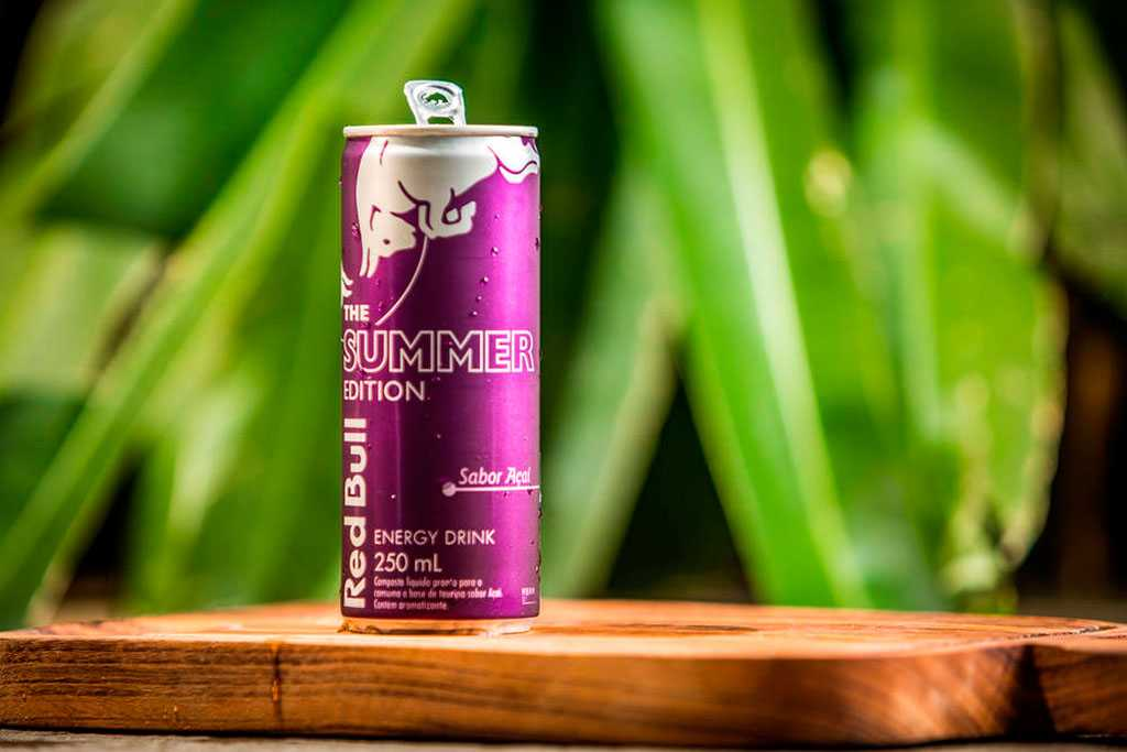 Red Bull Summer Edition Açaí