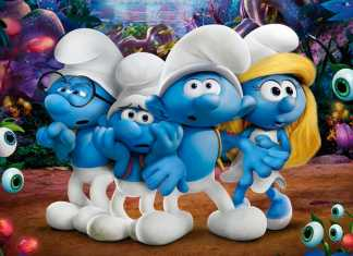 Os Smurfs the Lost Village