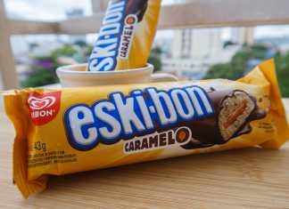 Eskibon Caramelo Kibon