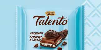 Talento Cookies & Cream Garoto