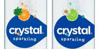 Crystal Sparkling Coca-Cola Brasil