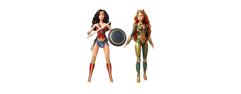 Barbie Liga da Justiça Mattel