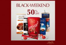 Black Weekend Lindt