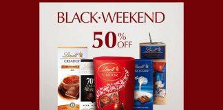 Black Weekend Lindt