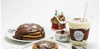 Cookietone Pancake e Shaketone Mr. Cheney Cookies