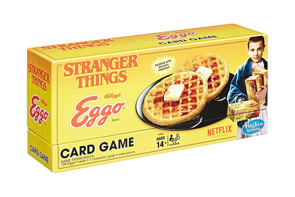 Eggo Waffle Stranger Things
