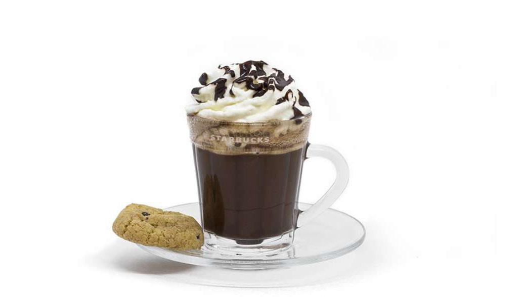 Espresso Floresta Negra Starbucks