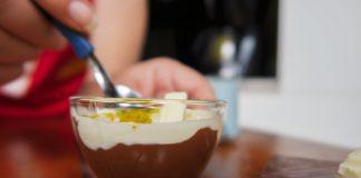 Mousse de Chocolate Nestlé Postres Blanco