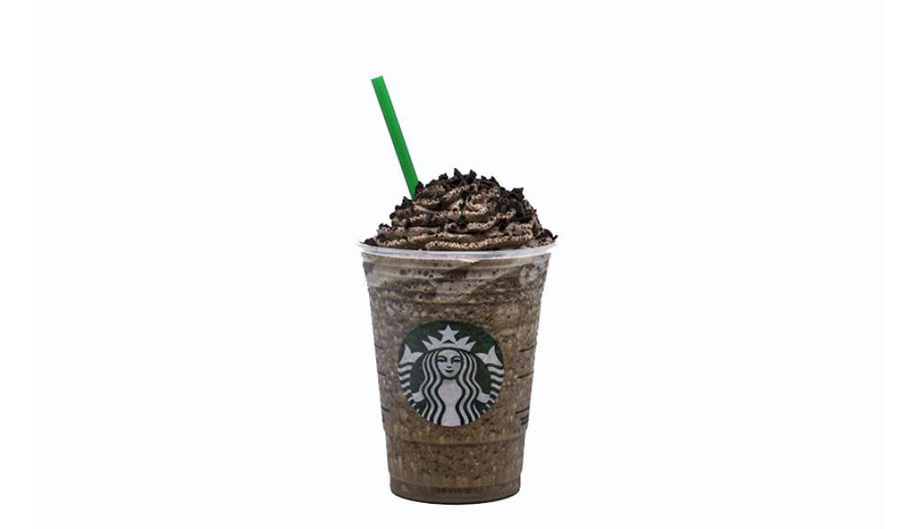 Cookie Frappuccino Starbucks