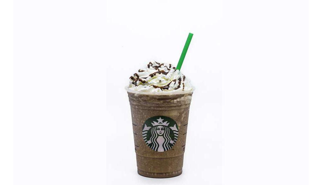 Floresta Negra Frappuccino Starbucks