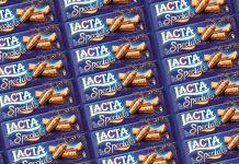 Lacta Specials Chocobiscuit