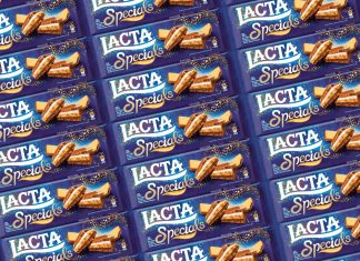 Lacta Specials Chocobiscuit