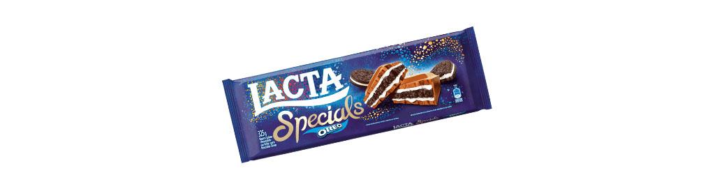 Lacta Specials Oreo 325g