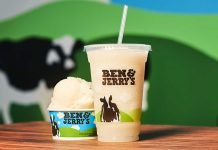 Lemonade Ben & Jerry's