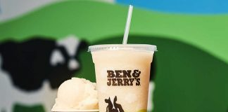 Lemonade Ben & Jerry's