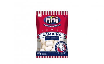 Marshmallows Camping Fini capa
