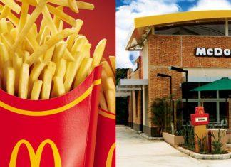 McFritas Mega McDonald's