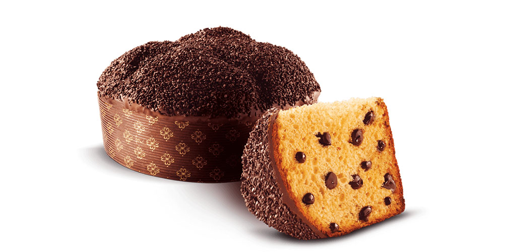 Panettone Cobertura de Chocolate Lindt