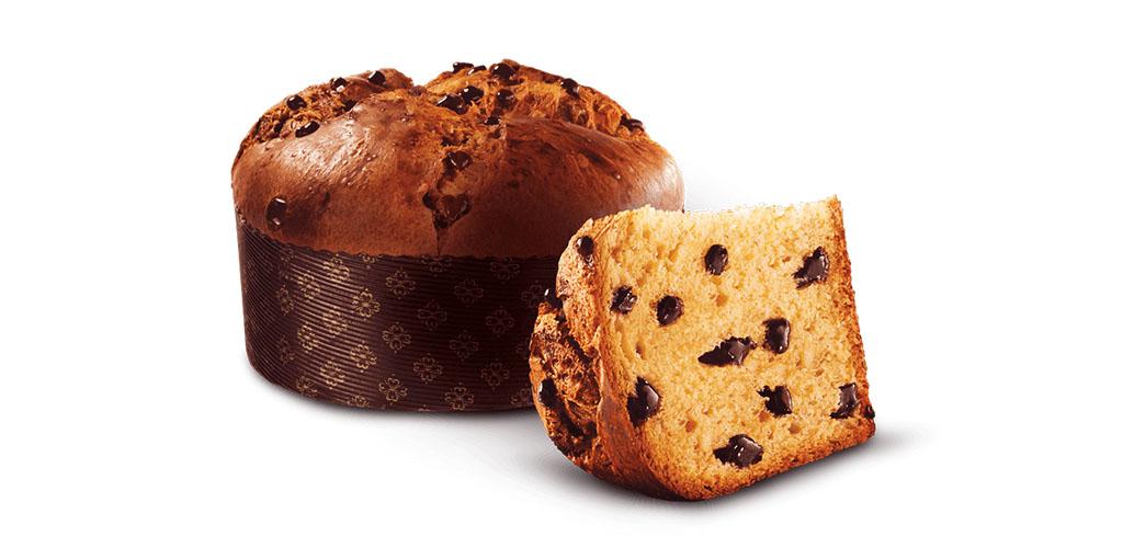 Panettone Gotas de Chocolate Lindt