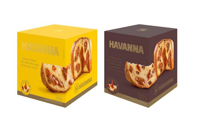 Panettones Havanna