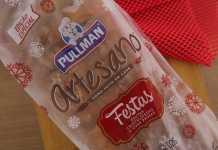 Pão Artesano Festas Pullman