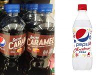 Pepsi Salted Caramel | Pepsi Christmas Cola