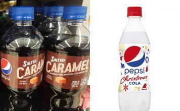 Pepsi Salted Caramel   Pepsi Christmas Cola
