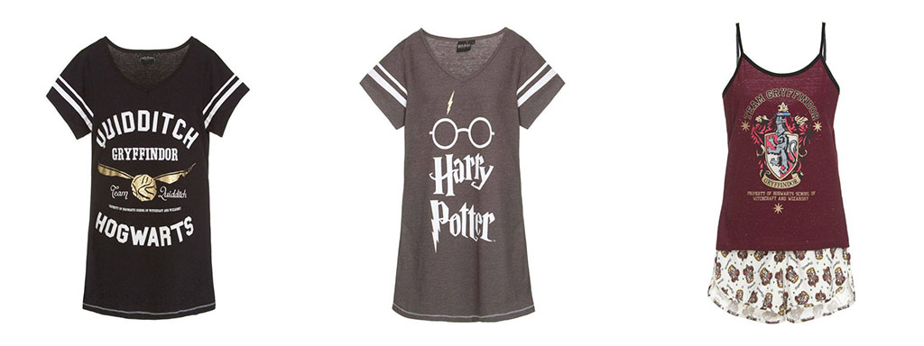 Pijamas Harry Potter Riachuelo