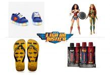 Produtos Inspirados em Liga da Justiça