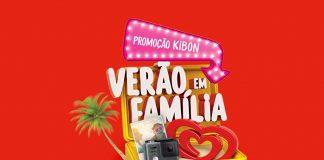 Promoção Verão em Família Kibon