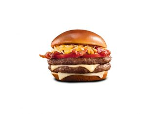 Qu4ttro Formaggi McDonald's