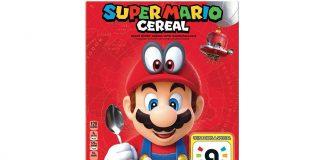 Super Mario Cereal Kellogg's