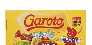 Caixa de Bombons Garoto 300g