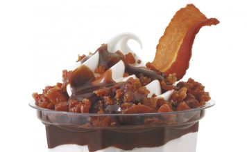 Sundae Bacon Burger King