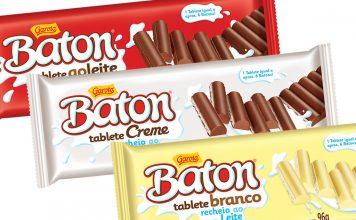 Baton Tablete Garoto
