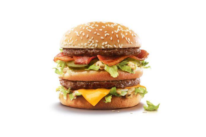 Big Mac Bacon McDonald's