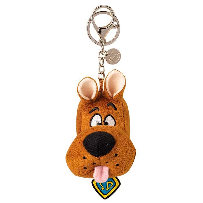 Chaveiro de Pelúcia Scooby-Doo Cacau Show