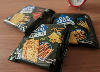 Clube Social Crostini Sabores