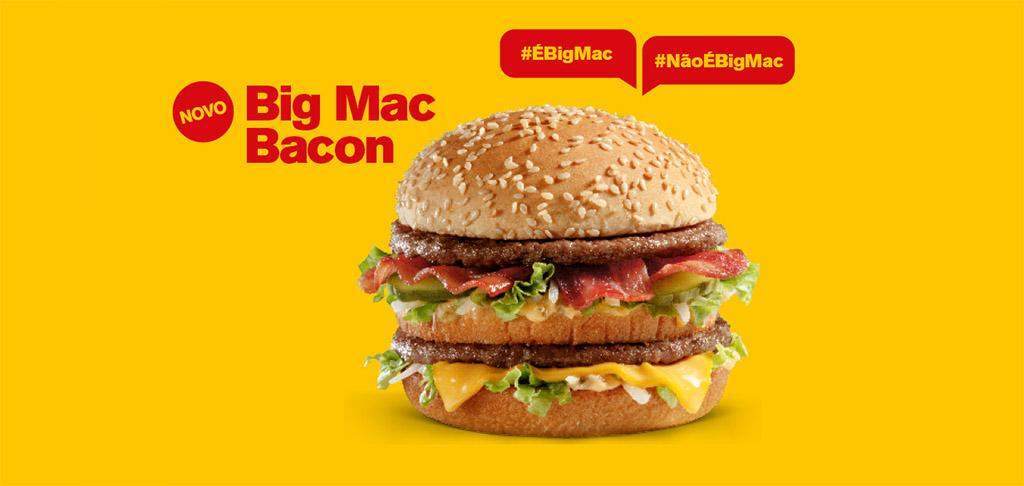 É Big Mac ou Não É Big Mac McDonald's