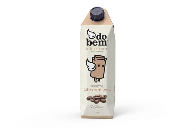Leite vegetal do bem™ café com leite