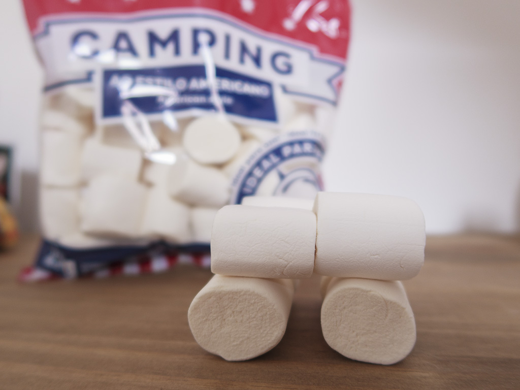 Marshmallow Fini Camping