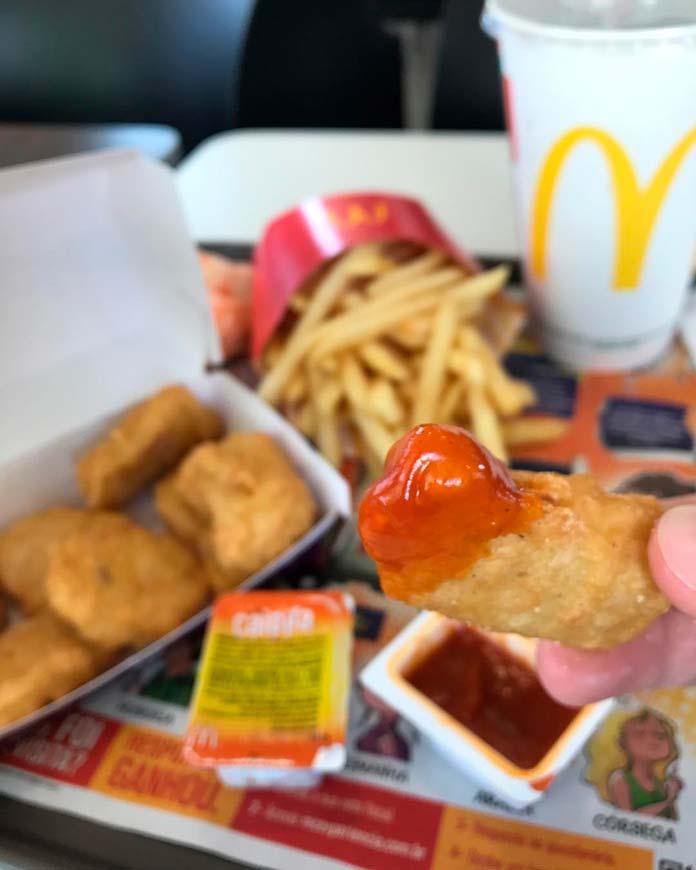 Molho Caipira McDonald's