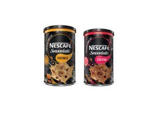 Nescafé Smoovlatté Chocomelo e Chocotino Nestlé